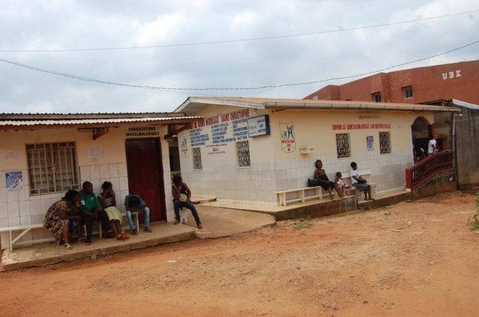 Le centre de santé Saint-Christophe-exterieur