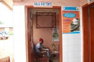 1 salle d'attente